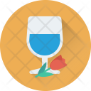 Wine Glass Cheers Icon