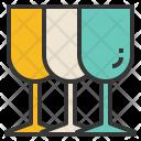 Wine Glass Kitchenware Icon