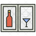 Wine Menu Icon
