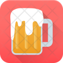 Chilled Beer Drink Icon