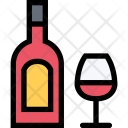 Wine Party Club Icon