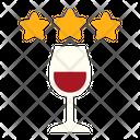 Wine Rating Icon