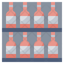 Wine Shelf Icon