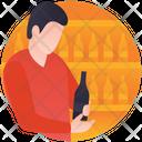 Wine Shop Icon