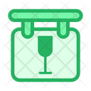 Board Wine Alcohol Icon