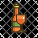 Wine Testing Icon