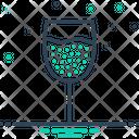 Glass Wineglass Beverage Icon