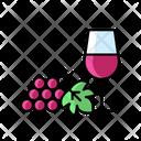 Winery Wine Alcohol Icon