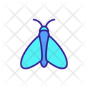 Wing Moth Icon