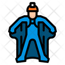 Wingsuit Icon