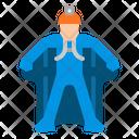 Wingsuit Adventure Sports Icon