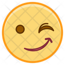 Smile Face Emoji Icon