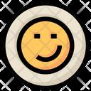 Social Emoji Face Icon