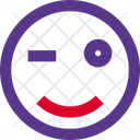 Winking Icon