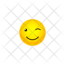 Winking Smiley Icon