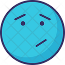 Winkle Thinking Worried Icon