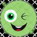 Emoji Winky Emoticon Emotion Icon