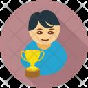 Student Winner Award Icon