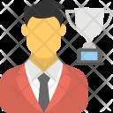 Winner Award Champion Icon