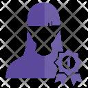 Winner Badge User Icon