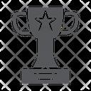 Winner Cup Champion Icon