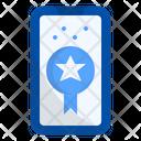 Winner Mobile Goal Icon
