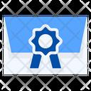 Winner Envelope Win Icon