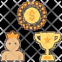 Winner Reward Bonus Icon