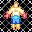 Winner Boxer Boxing Icon