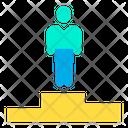 Rank Growth Performance Icon