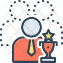 Capable Competent Adequate Icon
