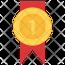 Winner Award Medal Icon
