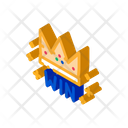 Casino Crown Bet Icon