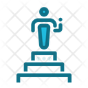 Employee Office Business Icon