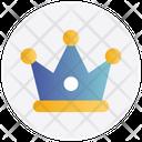 Winner Champ Crown Icon
