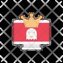 Winner Crown Rank Icon