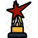 Winner Award Star Icon