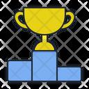 Winner Podium Award Icon
