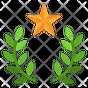Winner Podium Achievement Icon