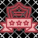 Winner Shield Award Icon