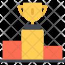 Winner Pedestal Icon