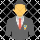 Winner Award Achiever Icon