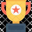 Winner Trophy Achiever Icon