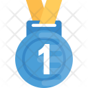 Medal First Rank Icon