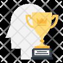 Winner Trophy Success Icon