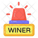 Winner Siren Winner Hooter Winner Alert Icon