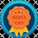 Winner Badge Reward Marker Icon