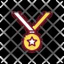 Winner Badge Star Medal Star Badge Icon