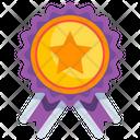 Winner Badge Star Badge Award Badge Icon