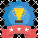 Winner Banner Icon